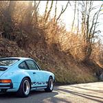 Porsche 911 SCRS BLANCHE